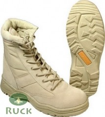 Outdoor-Stiefel, Mc Allister khaki neu