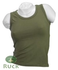 Tank-Top, Stretch neu