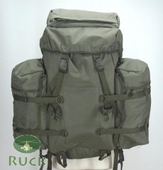 Rucksack, US Mountain Import oliv neu