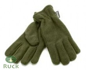 Fleece-Handschuhe, Thinsulate oliv neu