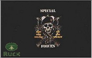Flagge, Special Forces neu
